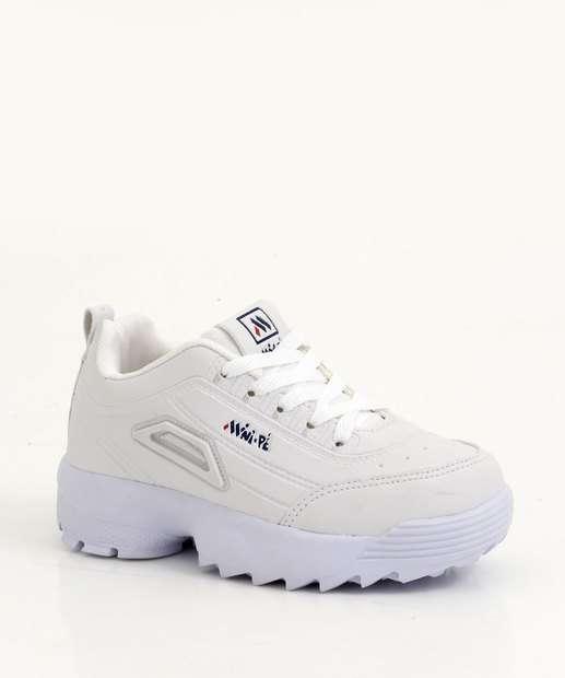 Image_Tênis Infantil Chunky Sneaker Tratorado