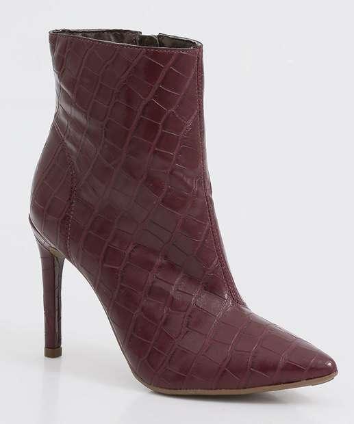 Image_Bota Feminina Ankle Boot Croco Renata Mello
