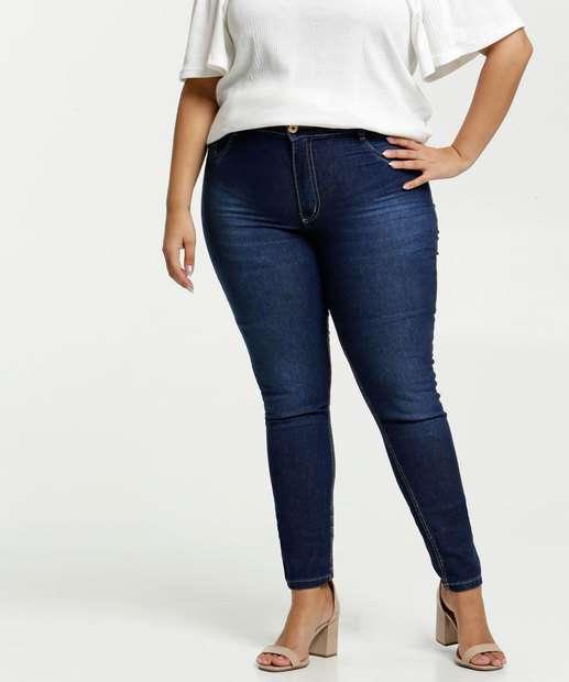 Image_Calça Jeans Skinny Feminina Plus Size Biotipo