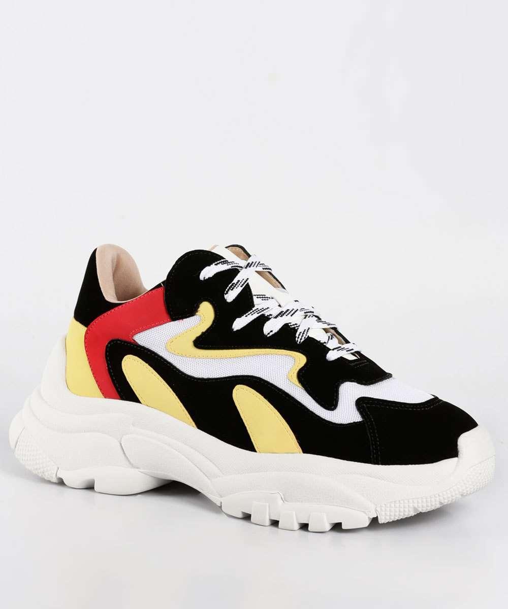 b4c584094 Tênis Feminino Chunky Sneaker Zatz Z25291572503   Marisa