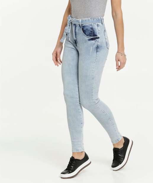 Image_Calça Feminina Skinny Clochard Zune Jeans By Sabrina Sato