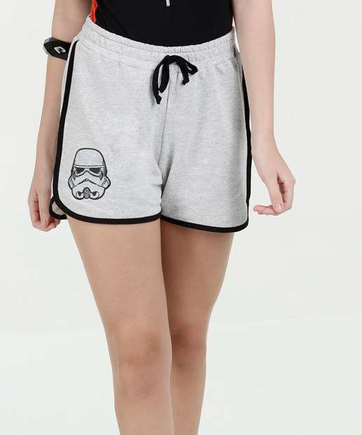 Image_Short Feminino Moletinho Star Wars Disney