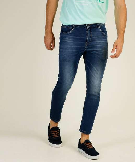 Image_Calça Masculina Jeans Skinny Rock & Soda