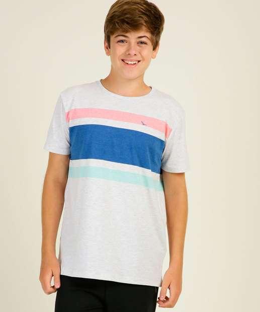 Image_Camiseta Juvenil Listras Yacht Master Tam 12 a 16