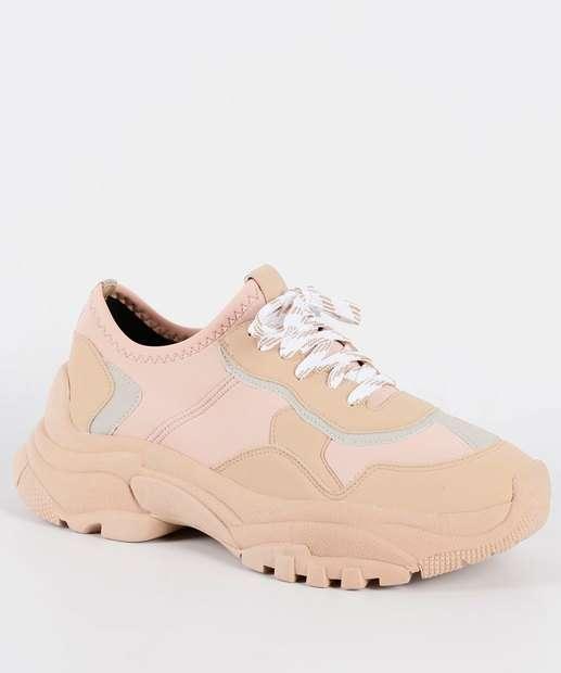Image_Tênis Feminino Chunky Sneaker Zatz Z263916316