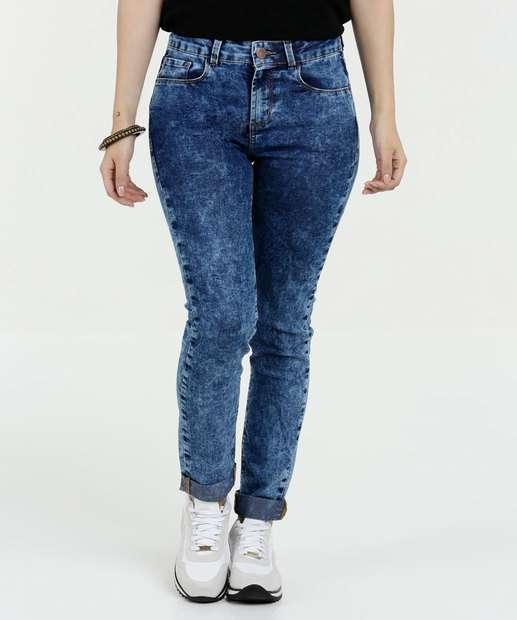 Image_ Calça Feminina Jeans Skinny Stretch Marisa