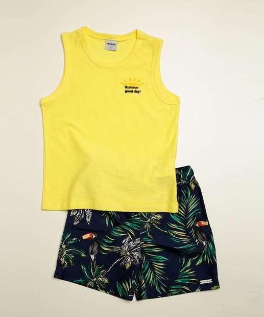 Image_Conjunto Infantil Tropical Tam 1 a 3