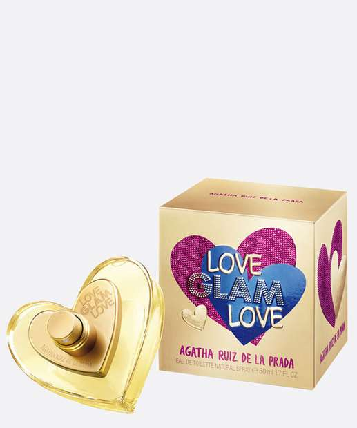 Image_Perfume Feminino Love Glam Love Agatha Ruiz de La Prada 50ml