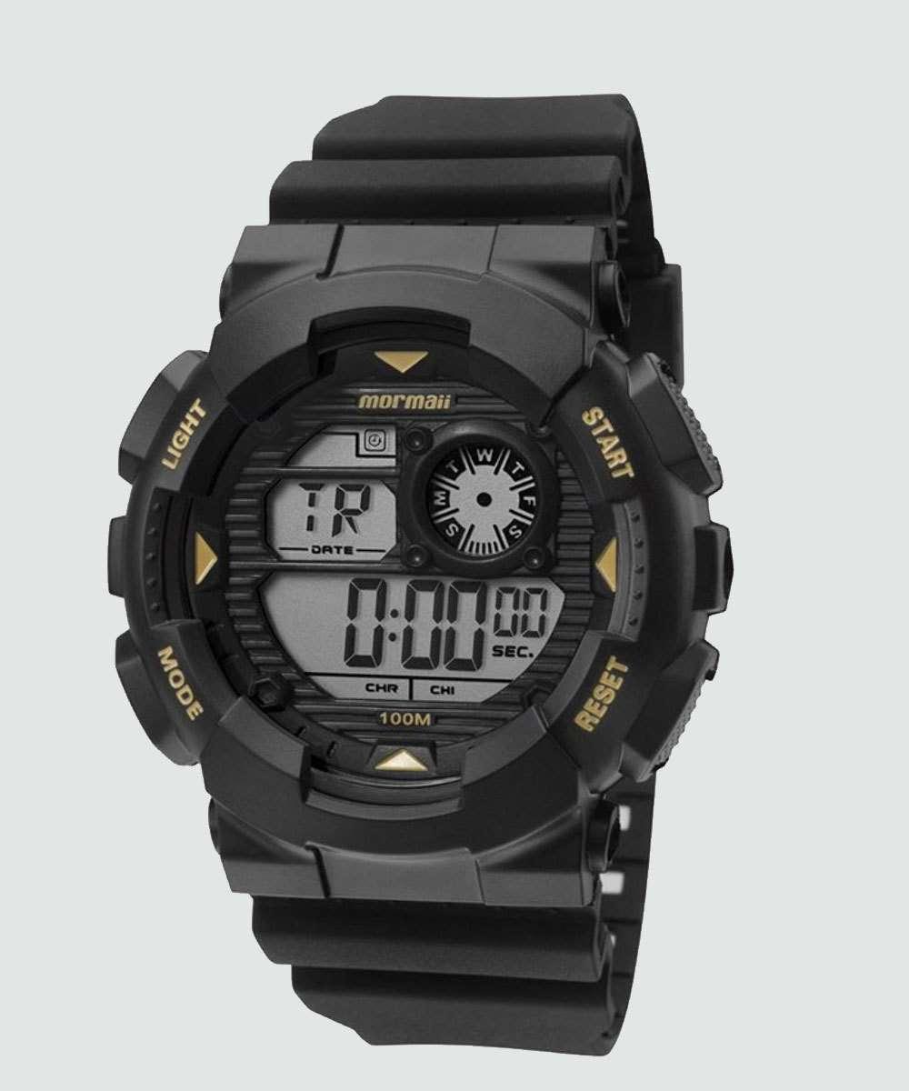 Relógio Masculino Digital Mormaii MO3415A8P