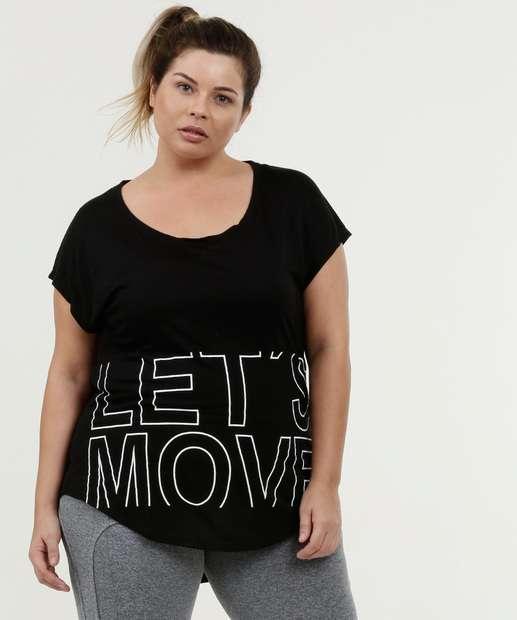 Image_Blusa Feminina Fitness Estampa Frontal Plus Size Marisa