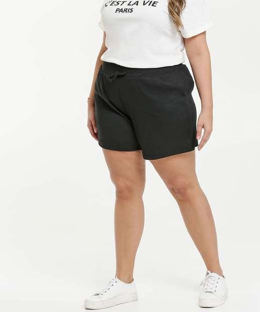 Image_Short Feminino Canelado Plus Size Costa Rica