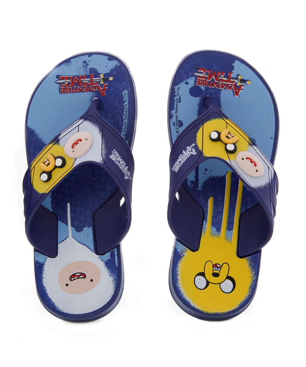 Chinelo Infantil Adventure Time Grendene 21502