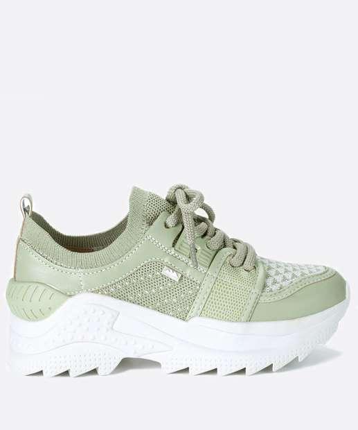 Image_Tênis Feminino Sneaker Tratorado Dakota