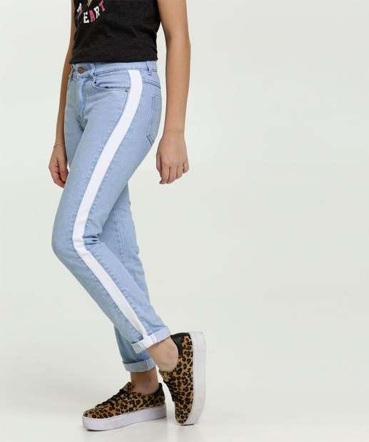 Image_Calça Juvenil Jeans Recorte Marisa