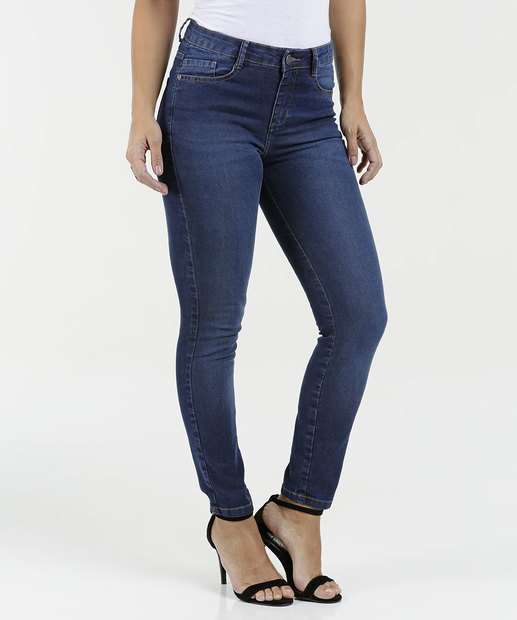 Image_Calça Feminina Jeans Skinny Marisa