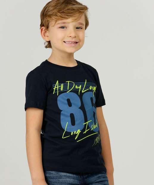 Image_Camiseta Infantil Manga Curta MR Tam 4 a 10