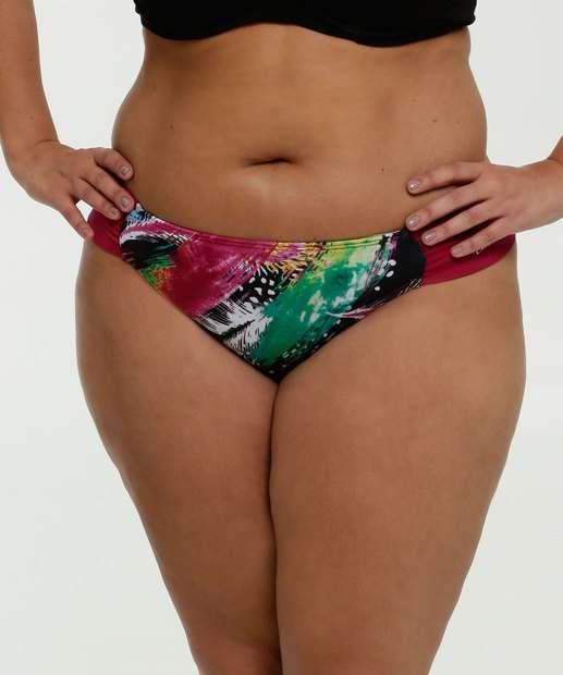 Image_Biquíni Feminino Avulso Estampa Tropical Plus Size Banho de Mar