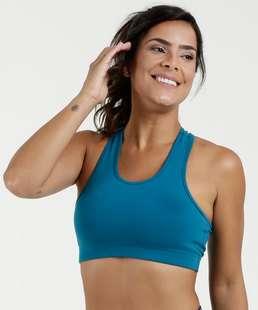 Top Feminino Fitness Nadador Marisa