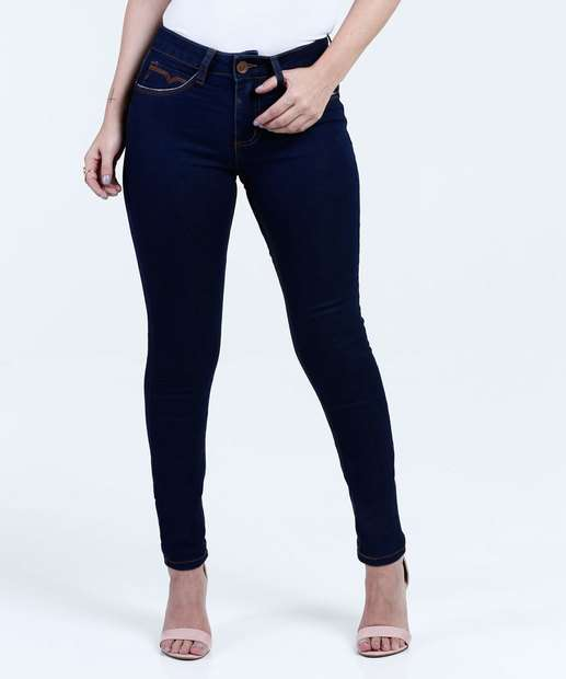 Image_Calça Feminina Jeans Skinny Mix Jeans
