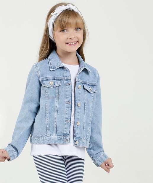 Image_Jaqueta Infantil Jeans Bordado Marisa