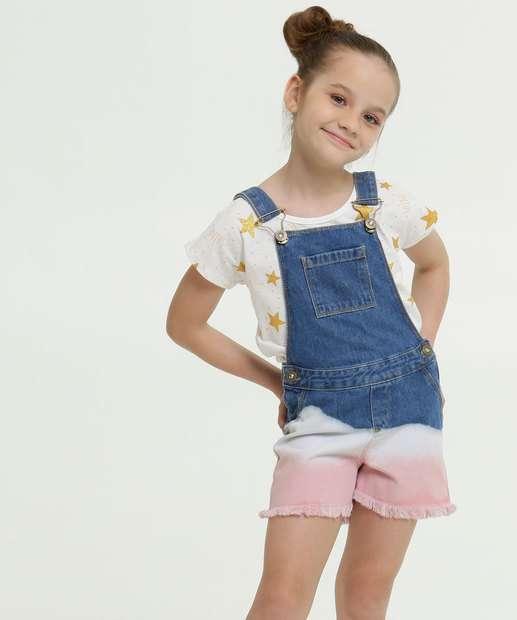 Image_Jardineira Infantil Jeans Degradê Marisa