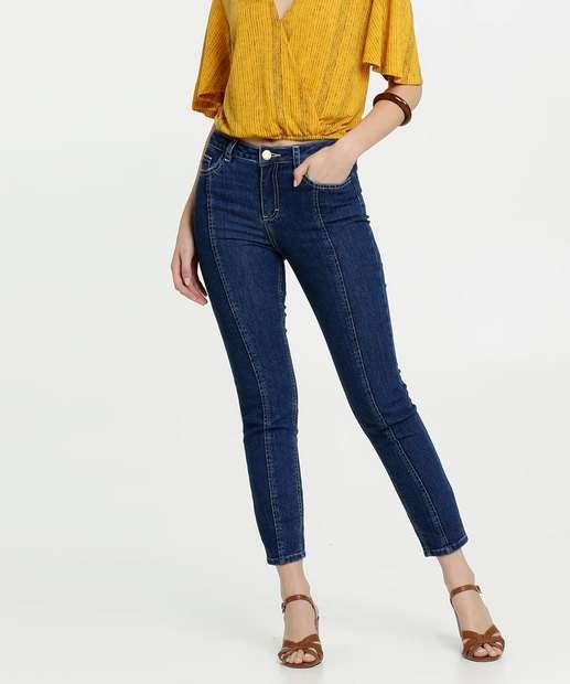 Image_Calça Feminina Jeans Stretch Cigarrete Gups