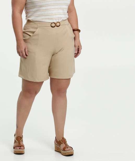 Image_Bermuda Feminina Social Fivela Plus Size Gups