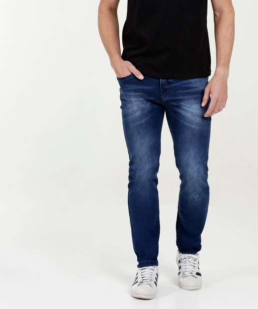 Image_Calça Masculina Jeans Skinny