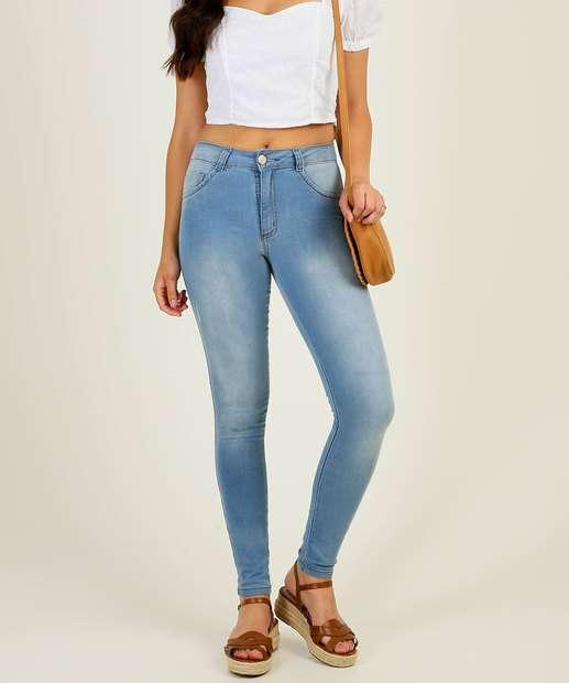 Image_Calça Jeans Puídos Skinny Bolsos Biotipo