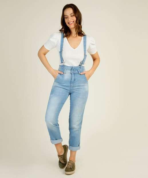 Image_Macacão Feminino Jeans Bolsos Biotipo