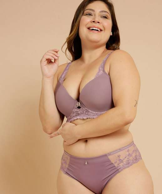 Image_Calcinha Plus Size Feminina Biquíni Dilady