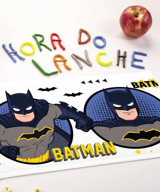 Image_Toalha de Lancheira Estampa Batman Lepper