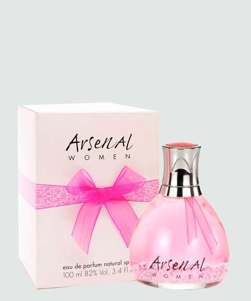 Image_Perfume Feminino 100ml - Arsenal Women Gilles Cantuel Eau de Parfum