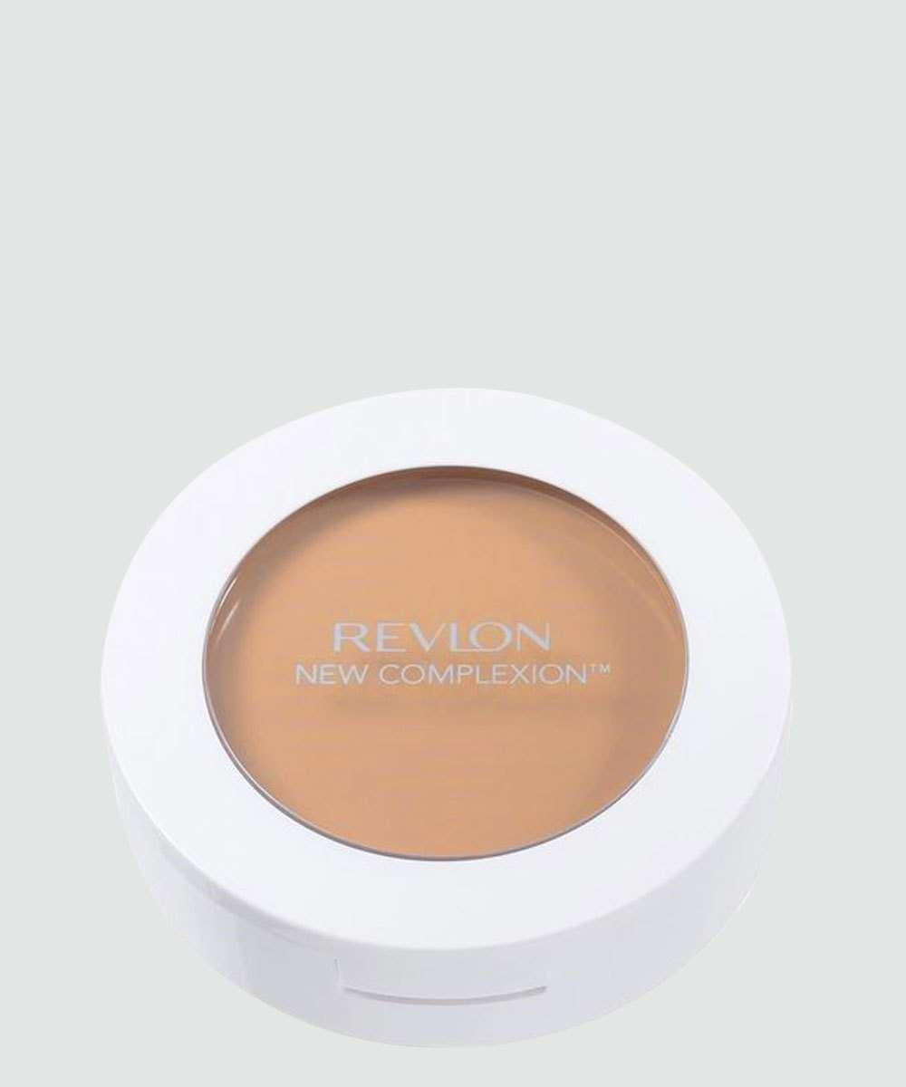 Pó Compacto New Complexion One-Step Compact Makeup Revlon - Natural Tan