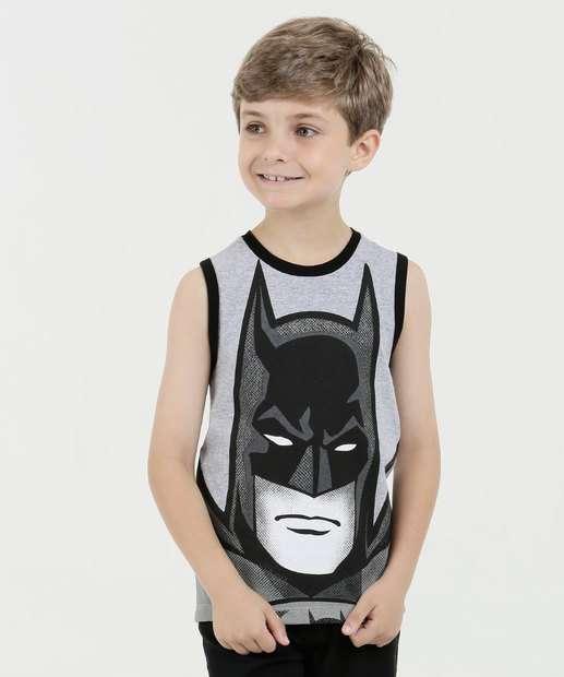 Image_Regata Infantil Estampa Batman Liga da Justiça