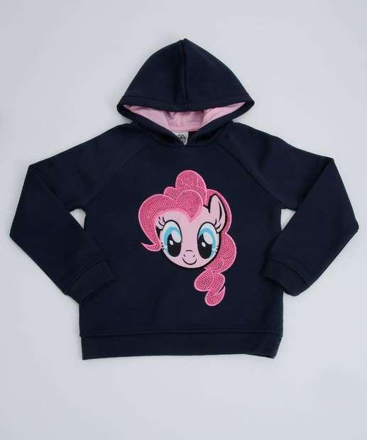 Image_Blusão Infantil Moletom Estampa My Little Ponny Hasbro