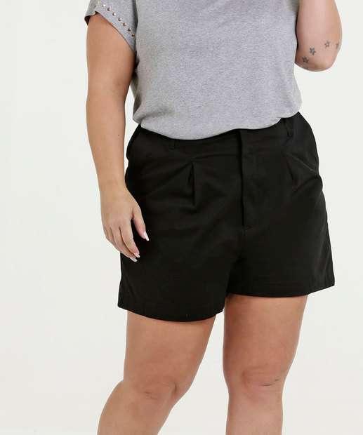 Image_Short Feminino Bangaline Bolsos Plus Size Razon