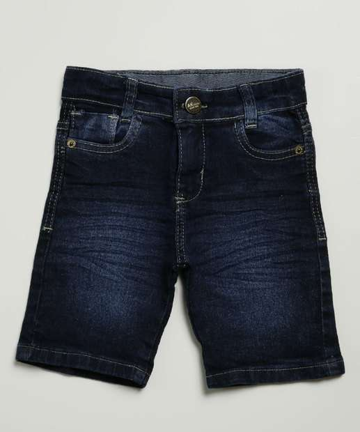 Image_Bermuda Infantil Jeans Bolsos Tam 1 a 3