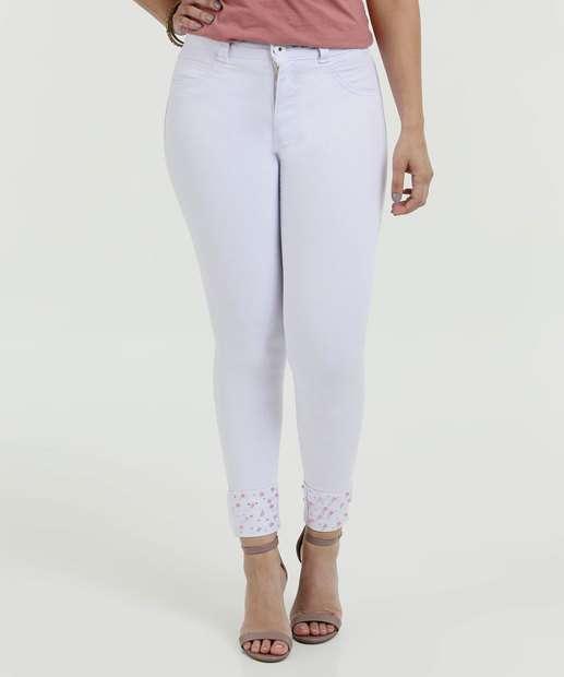 Image_Calça Feminina Jeans Skinny Pérolas Biotipo