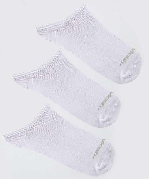 Image_Kit com 3 pares de meias Masculina Mash