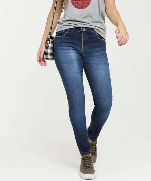 Image_Calça Jeans Skinny Feminina Zune Jeans By Sabrina Sato