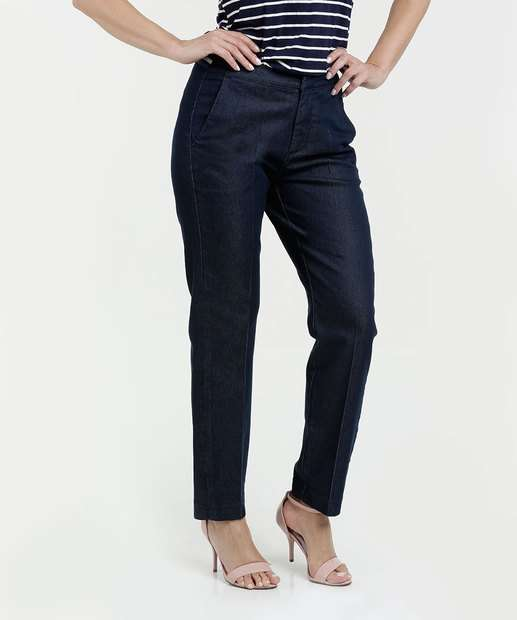 Image_Calça Feminina Jeans Stretch Marisa