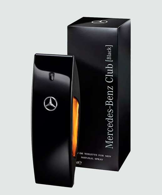 Image_Perfume Masculino  100ml - Mercedes-Benz Club Black Eau de Toilette