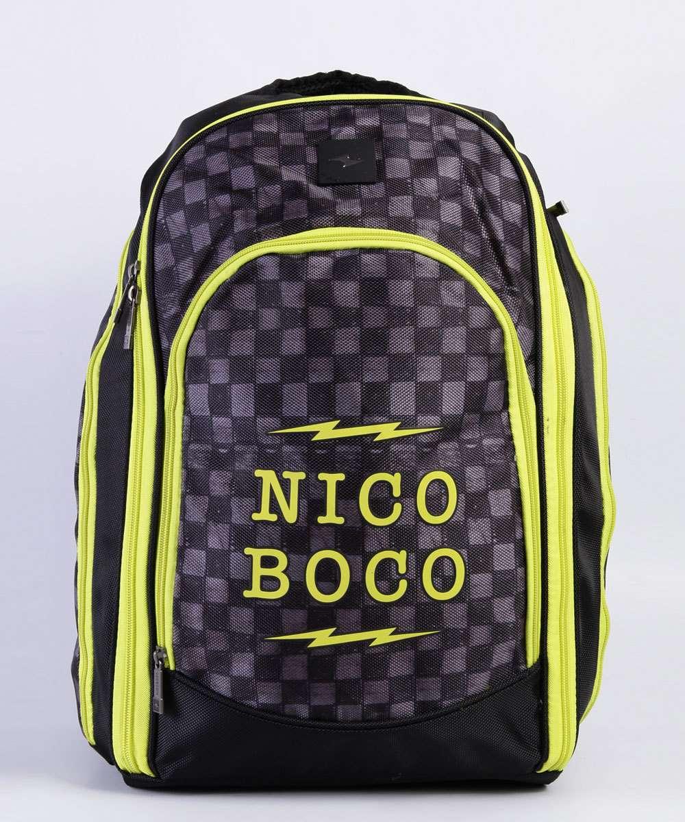 61216af510f Mochila Masculina Xadrez Bolso Nicoboco Xeryus