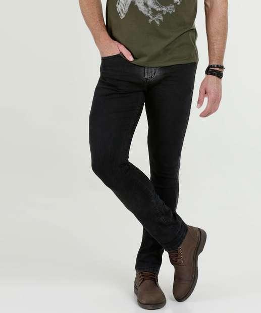 Image_Calça Masculina Jeans Skinny Stretch MR