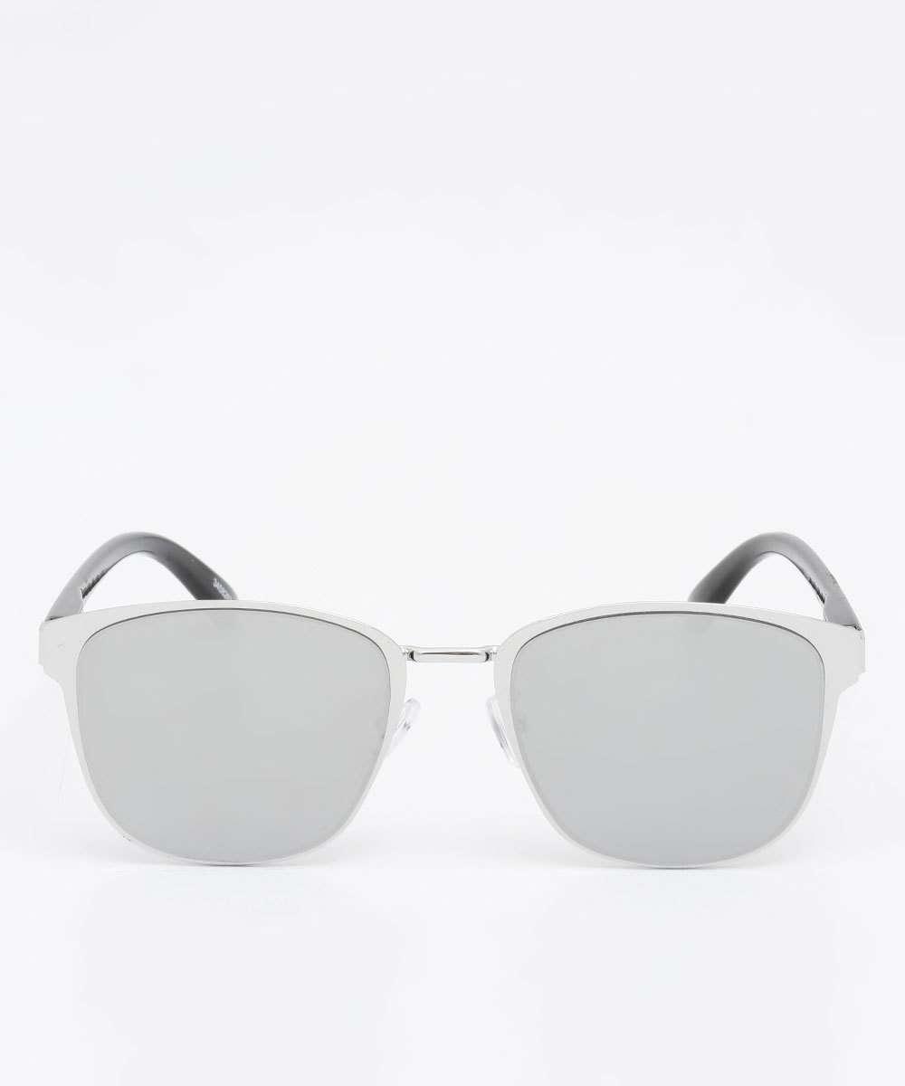 8e61dce0d03f5 Óculos de Sol Feminino Quadrado Espelhado Marisa   Marisa