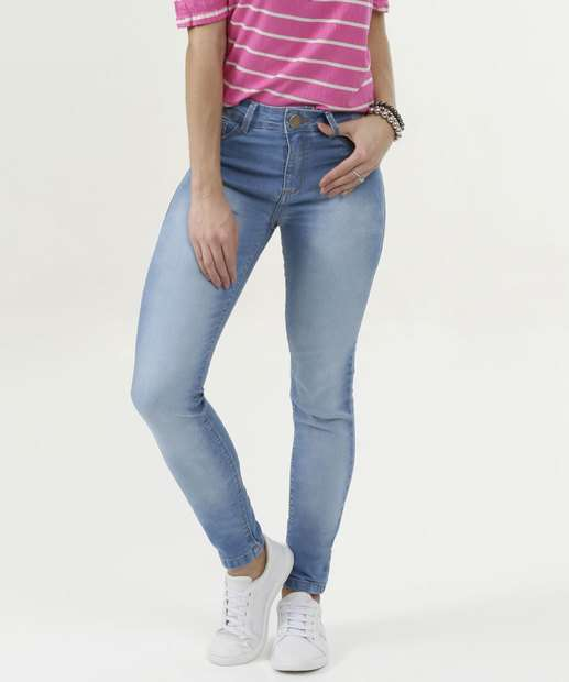 Image_Calça Feminina Skinny Five Jeans