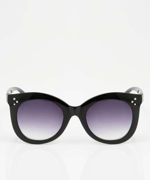Image_Óculos de Sol Feminino Redondo Tachas Marisa