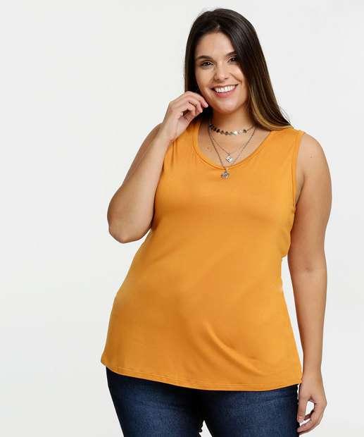 Image_Regata Feminina Básica Plus Size Marisa