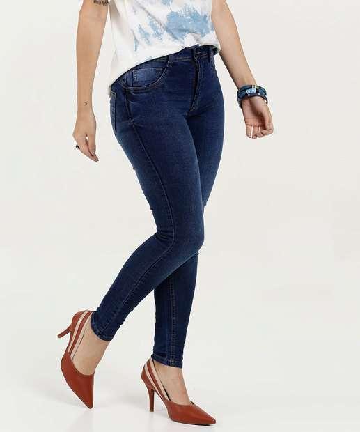 99c589d57 Calça Feminina Jeans Skinny Stretch Biotipo